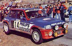 Bruno Saby, Montecarlo Rally