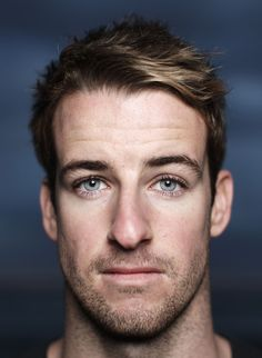 James Magnussen James Magnussen of Australia poses during an Australian swimming portrait session on Manly Beach on March 25, 2012 in Sydney...