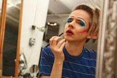 John Cameron Mitchell on bringing Hedwig to Broadway-Article from Time Out-Here's Johnny! John Cameron Mitchell returns to the stage to star in his rocking', madcap musical opus, Hedwig and the Angry Inch