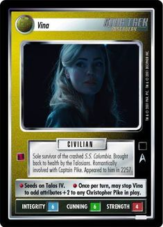 Star Trek Ccg, Star Trek Ships, Star Wars, Star Trek Universe, Collector Cards, Female Characters, Science Fiction, Discovery, Sci Fi