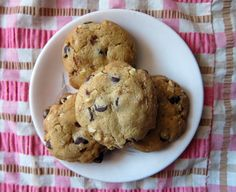 the very best chocolate chip cookie recipe ever