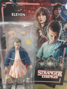 The Eleven, Italian Girls, Bobby Brown, Gaia, Stranger Things, My Idol, Toy, The Originals, My Love