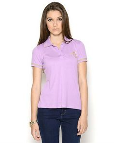 Title: Versace Collection SS 2013 Polo Shirt - Made in Portugal