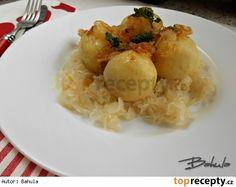 Jemné bramborové knedlíky Potato Salad, Potatoes, Ds, Ethnic Recipes, Food, Potato, Essen, Meals, Yemek