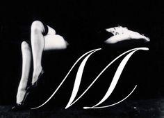 Marilyn Monroe - Black Sitting - Milton H Greene