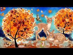 Kun Éva grafikái - Őszi vidámságok - YouTube