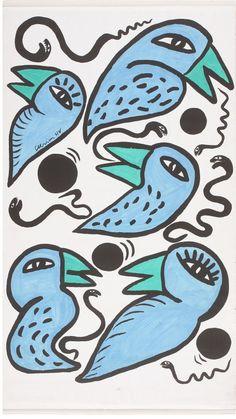 Vintage Swedish Tapestry 46828 Nazmiyal - By Nazmiyal
