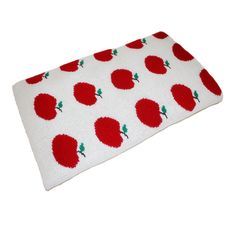 Eco Apple Baby Blanket, Made in the USA, SpearmintLOVE.com #munire #MadeinUSA #Pinparty