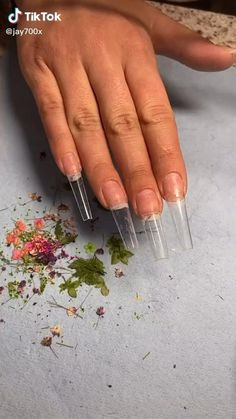 Acrylic Nail Tips, Cute Acrylic Nail Designs, Summer Acrylic Nails, Cute Acrylic Nails, Classy Nails, Stylish Nails, Nail Art Printer, Witchy Nails, Multicolored Nails