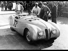 72. 1940 BMW 328 at Mille Miglia