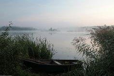 The boat by krystyna kupiszak