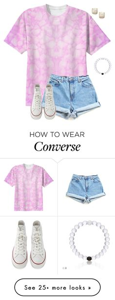 """we got soul let me tell ya baby we got soul"" by aise2002 on Polyvore featuring Converse and Kate Spade"
