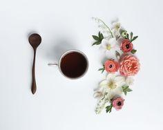 creating a flat lay photo | humphrey & grace