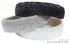 Hair accesories-Beaded Headbands $13.99