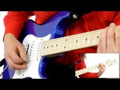 Blues Brothers - Sweet Home Chicago Guitar Lesson | How To Play! - YouTube
