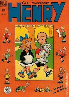Henry (1948 Dell) 11