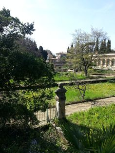 Jardin des plantes, Montpellier - http://fromworldwithlove.com/