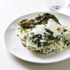 This is Bethenny Frankel's fave lasagna recipe!