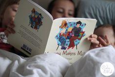 Mummy Makes Milk - A Children's Book about Breastfeeding