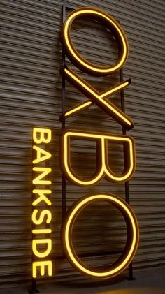Neon Signs Uk, Led Sign Board, Illuminated Signs, Sign Board Design, Letter Wall Art, Exterior Signage, Outdoor Signage, Custom Metal Signs, Sign Maker