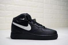 Nike Air Force 1 Mid '07 LV8 Utility ''Obsidian''   Nike in