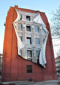 Building Art In Toronto