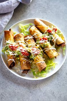 These crispy Homemade Taquitos (Rolled Tacos) are made with . - These crispy Homemade Taquitos (Rolled Tacos) are made with seasoned shredded b - Homemade Taquitos, Baked Taquitos, Homemade Tamales, Authentic Mexican Recipes, Mexican Food Recipes, Mexican Dishes, Tacos Fritos, Bolo Tres Leches, Guacamole