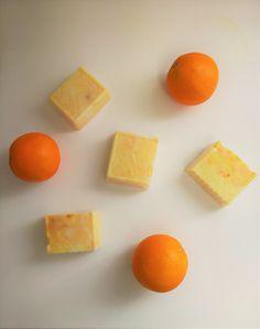 Tangerine Soap ~ Citrus Soap ~ Orange Soap ~ Handmade Soap ~ Shea Butter Soap ~ Fruit Soap ~ Fruity Soap ~ Swirled Soap ~ Pretty Soap by CoconutSpiceSkincare on Etsy