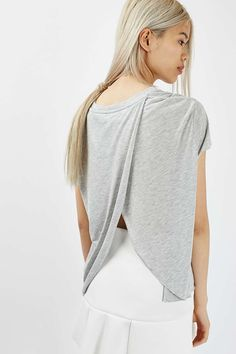 Heartbreaker Split Back Tee by Tee & Cake