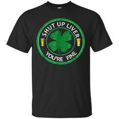 BADASS REPUBLIC Cincinnati Irish Clover ST Patricks Day Clothing Gift Adult Hoodie