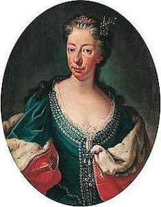 Anne-Marie d'Orléans, Duchess of Savoy, Queen of Sardinia, (1669-1728), youngest child of Philippe I d'Orleans and Henriette-Anne of England, 1720, school of Savoy