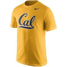 California Golden Bears, Gold T Shirts, Nike Gold, Bear T Shirt, Golf Outfit, New T, Nike Men, Sweatshirts, Logo