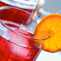 Nothing But Net Spiced Rum Punch in Recipes on The Food Channel®