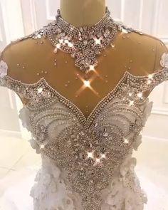 Discount Wedding Dresses,Plus Size Wedding Dresses Wholesale Crystal Wedding Dresses, Evening Dresses For Weddings, Sexy Wedding Dresses, Wedding Dress Shopping, Cheap Wedding Dress, Bridal Dresses, Wedding Gowns, Lace Wedding, Luxury Wedding Dress