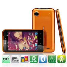 Orange Lenovo A660 Dust Water Proof Mobile Phone With Gorilla Glass Android 4.0 Only For $155 Free Shipping World Wide
