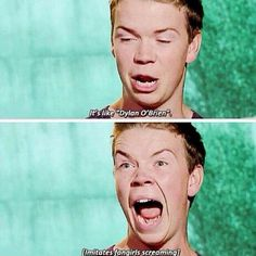 Will Poulter as Gally in The Maze Runner Maze Runner Funny, Maze Runner The Scorch, Maze Runner Cast, Maze Runner Movie, Thomas Brodie Sangster, Will Poulter, Maze Runner Trilogy, Maze Runner Series, Fangirl
