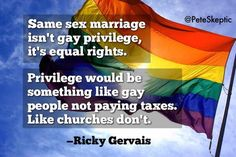 Facts, not Faith ( Atheist Agnostic, Atheist Quotes, Atheist Humor, Ricky Gervais Quotes, Famous Atheists, We Are All Human, Religion And Politics, Interesting Quotes, Equality