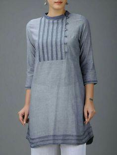 Very Latest & stylish neck designs for shirts kameez 2020 Beautiful & Stunning Designer Neck Designs For Suits, Sleeves Designs For Dresses, Neckline Designs, Dress Neck Designs, Blouse Designs, Churidar Designs, Kurta Designs Women, Kurta Patterns, Kurta Neck Design