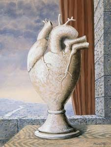 1949-1960 Mature Period - Matteson Art The Malicious Sack (Le Sac à malice) 1959 gouche