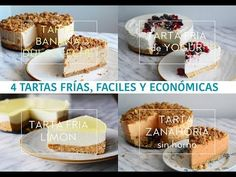 Home - Las Maria Cocinillas Cupcake, Baked Cheese, Desert Recipes, Cheesecakes, Cake Pops, Vanilla Cake, Mousse, Delicious Desserts, Deserts