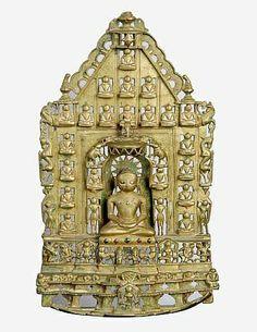 Jain Altar Piece