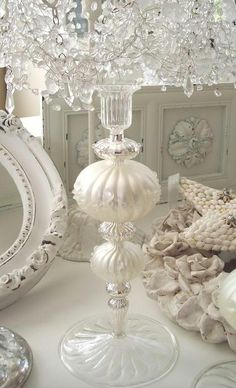Image detail for -... chic and romantic shabby home to shine and sparkle day or night