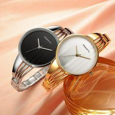 New REBIRTH Top Brand Gold Women Dress Wacthes Stainless Steel Fashion Ladies Bracelet Watch Luxury Clock Relogio Feminino Watch. Yesterday's price: US $118.90 (101.84 EUR). Today's price: US $11.89 (10.17 EUR). Discount: 90%.