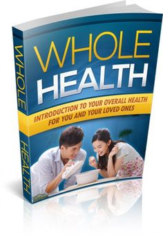 Whole Health     #kingdomkramm
