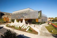 Gallery of Bill & Melinda Gates Hall / Morphosis - 20