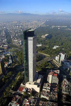 Torre Mayor, México D.F.                                                                                                                                                      Más