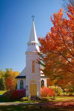 St Matthews - Salem, Massachusetts || by Jeff Folger