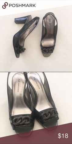 Anne Klein Heels All sales will go towards my medical school tuition :)  Bundle for additional discounts. Reasonable offers are welcomed! ❌LOW BALL OFFERS & WILL BE IGNORED ❌ No trades Anne Klein Shoes Heels