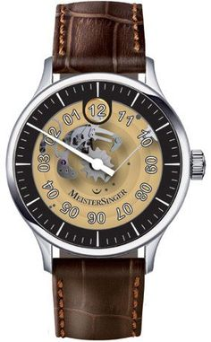 MeisterSinger Watch Salthora Limited Edition #bezel-fixed…