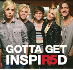Go get #INSPIR5D at an Office Depot/ Office Max near u!<<<< I am so desperate to win the contest it's not even funny!!! One of my very few newly discovered real life R5 loving friends agreed to take the other one if we win! I feel like very good about this because the end day is my birthday!